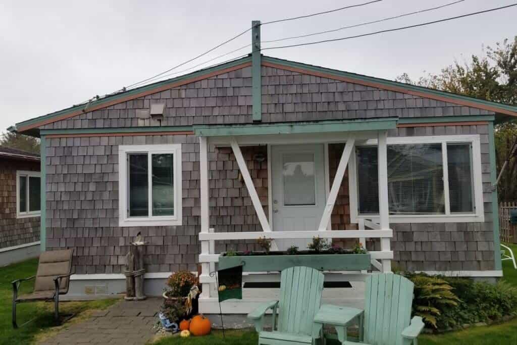 Cottage 7 Exterior