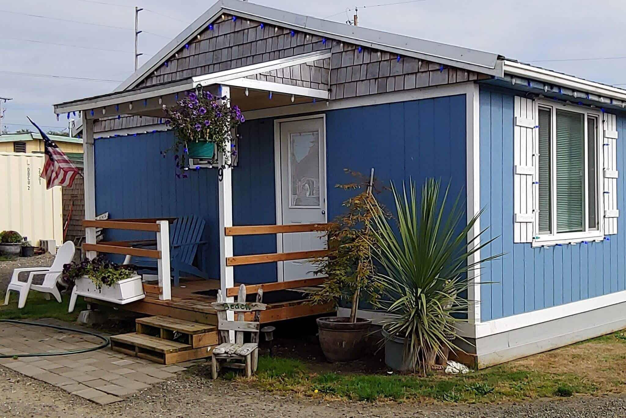 Cottage 9 exterior 2