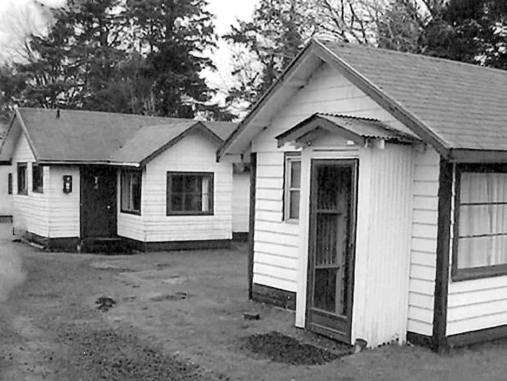 Cottage 1 & 2 in 1999